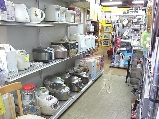家電製品・家具・工具・日用品・厨房機器・オフィス用品などの買取り!