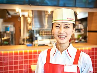 【急募】(1)接客/販売 [ア][パ] (2)厨房・キッチン [ア...