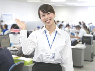 【交通費支給】(1)一般事務 [ア][パ](未経験者歓迎)
