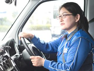 【制服あり】(1)ドライバー・運転手 [ア][パ](未経験者歓迎)