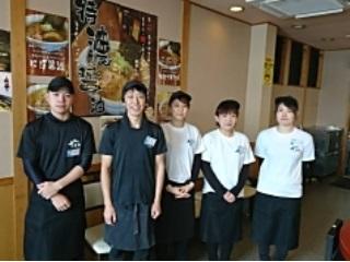 【食事付き】(1)厨房/キッチン [ア] (2)接客/ホール [ア...