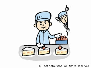 【年齢不問(中・高年齢者)】(1)食品製造 [一般派遣](未経験者歓迎)