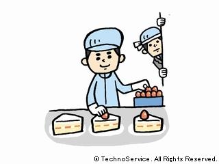 【急募】(1)食品製造・加工 [一般派遣](未経験者歓迎)
