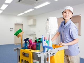 【急募】(1)清掃作業 [ア][パ](未経験者歓迎)