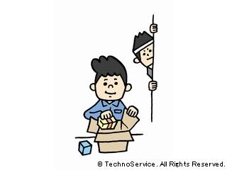 【年齢不問(中・高年齢者)】(1)梱包 [一般派遣](未経験者歓迎)