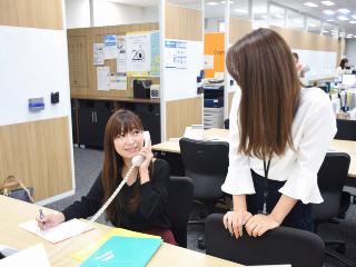 【交通費支給】(1)コールセンター・テレオペ [一般派遣](未経験...
