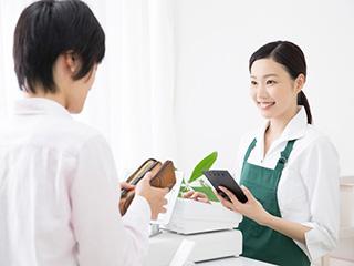 【日払い・週払い】(1)販売スタッフ [一般派遣]