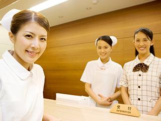 【日払い・週払い】(1)医療事務 [一般派遣](未経験者歓迎)