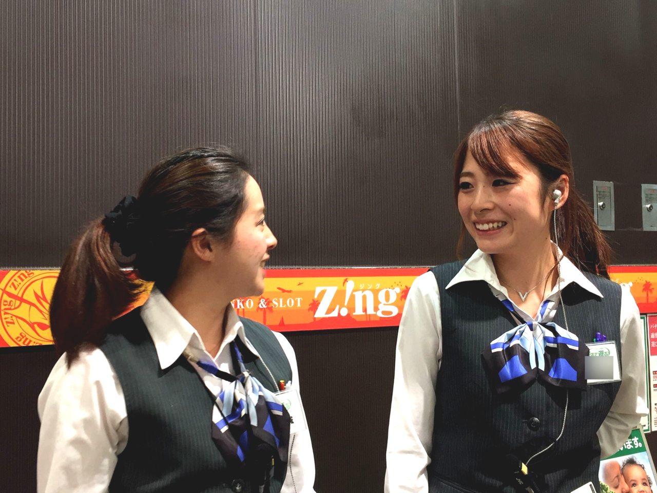【急募】(1)接客/ホール [正](未経験者歓迎)