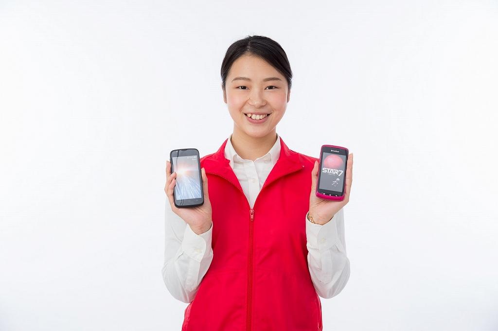 【急募】(1)販売スタッフ [契][一般派遣] (2)案内・受付(...